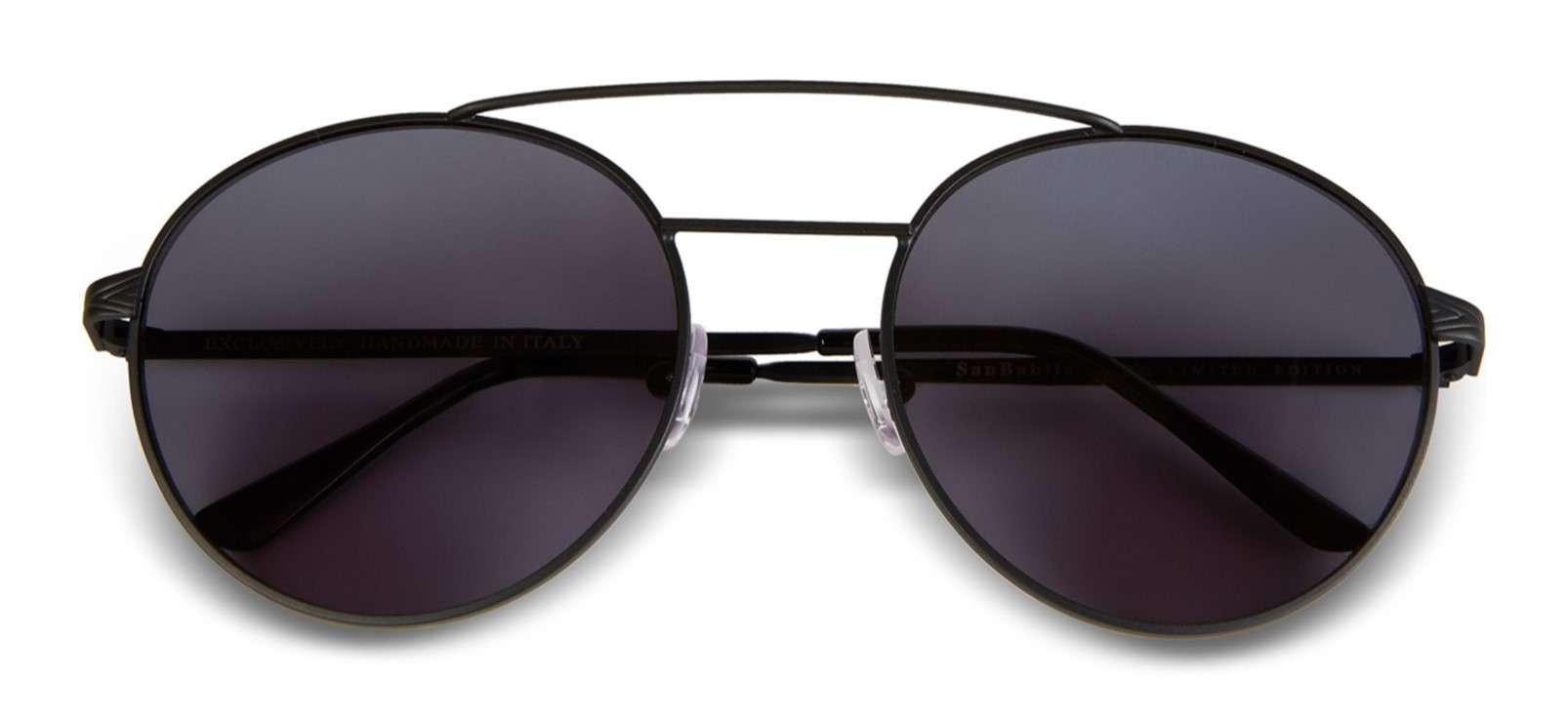 SanBabila sunglasses by Boggi Milano - blue - frontal