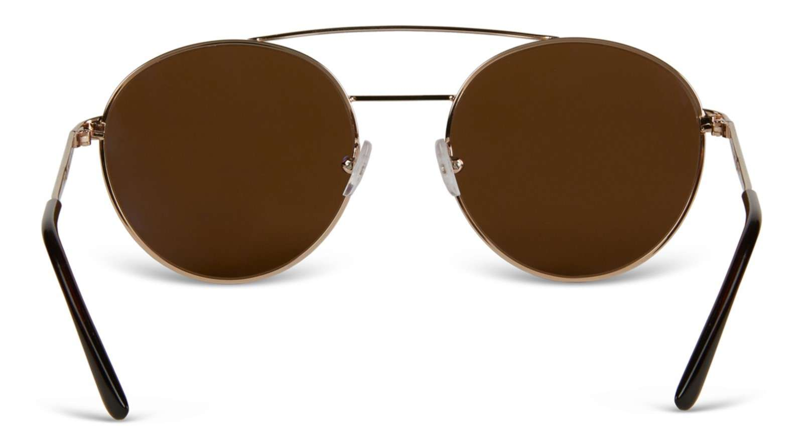 SanBabila sunglasses by Boggi Milano - brown - rear view