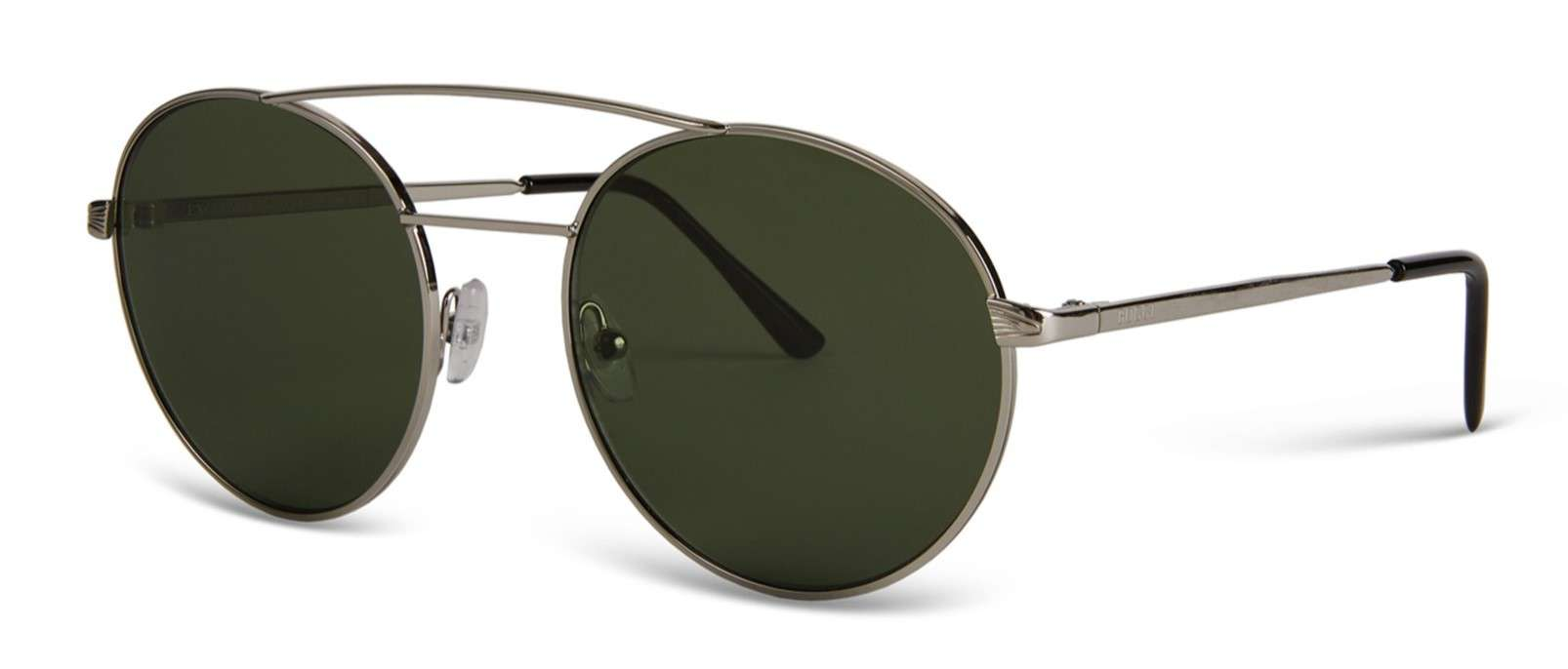 SanBabila sunglasses by Boggi Milano - green - side view
