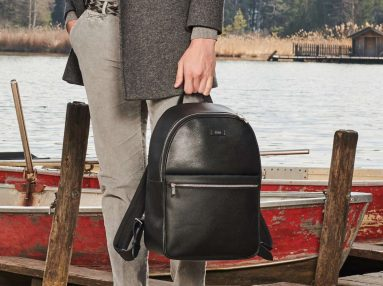 Boggi Milano backpack
