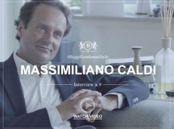 Intervista con Massimiliano Caldi