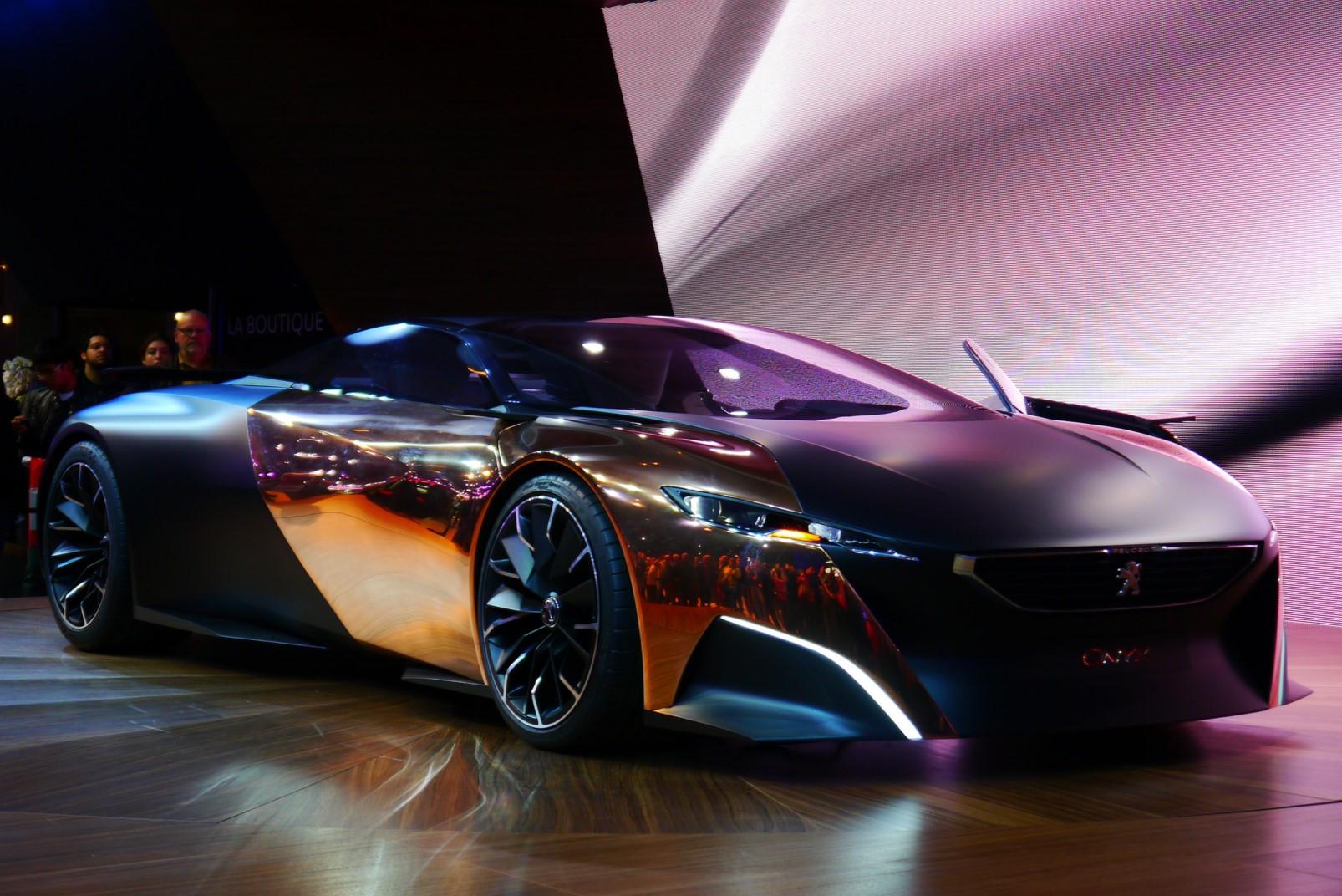 Mondial Paris Motor Show 3