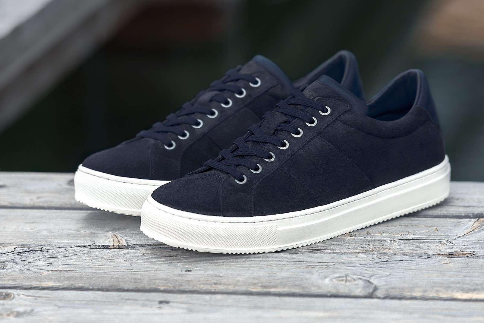 Dont Step On My Blue Suede Sneakers Gentlemans Chronicles Boggi Milano