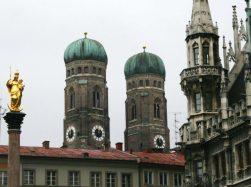 Marienplatz Munich Monaco di Baviera