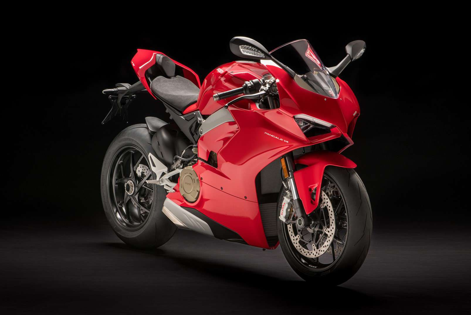 Ducati Panigale V4 expression of power