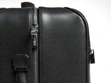 Trolley bag by Boggi Milano with the possibility of personalization