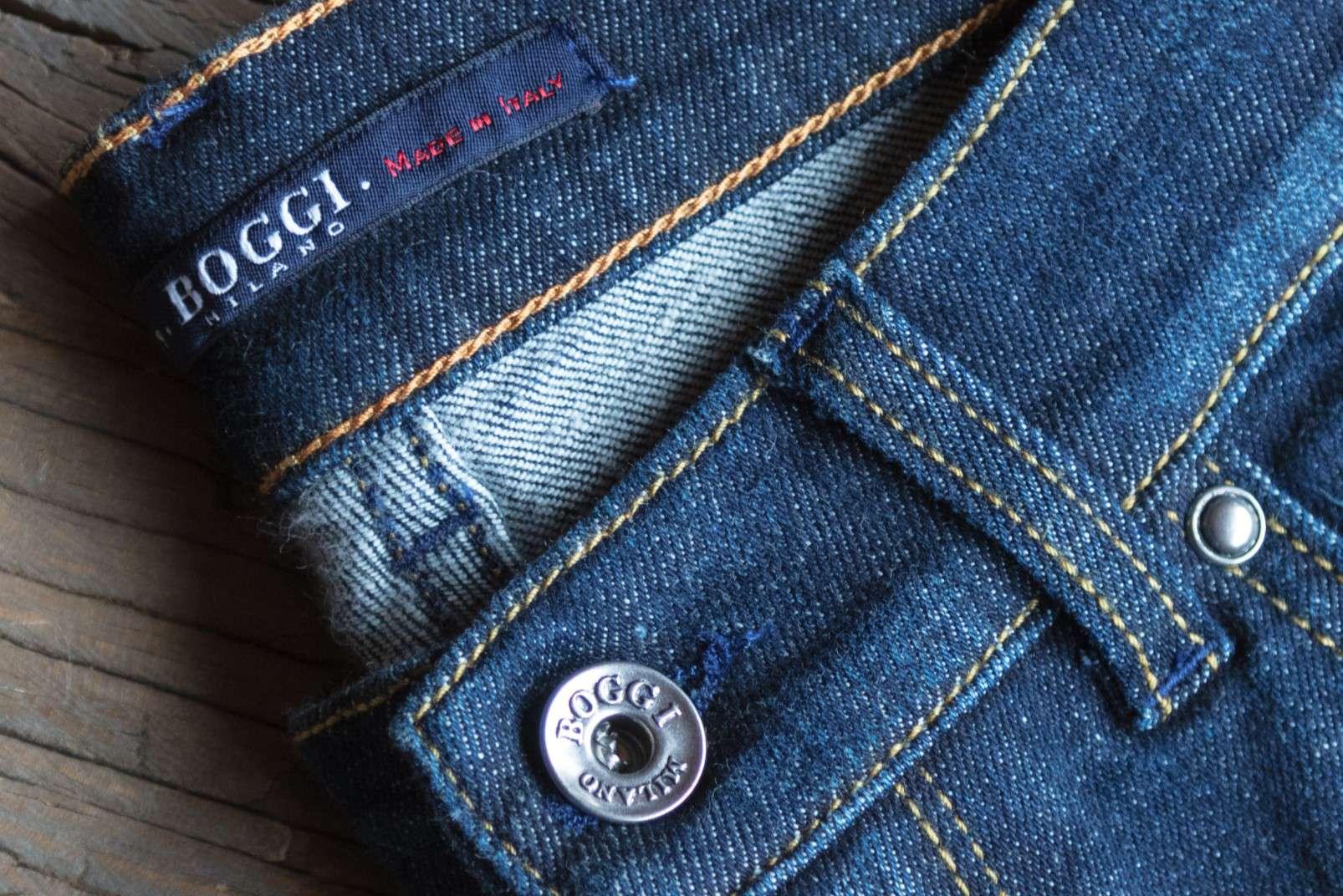 Boggi Milano denim jeans 12