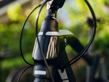BMW Active Hybrid E-Bike, advanced design