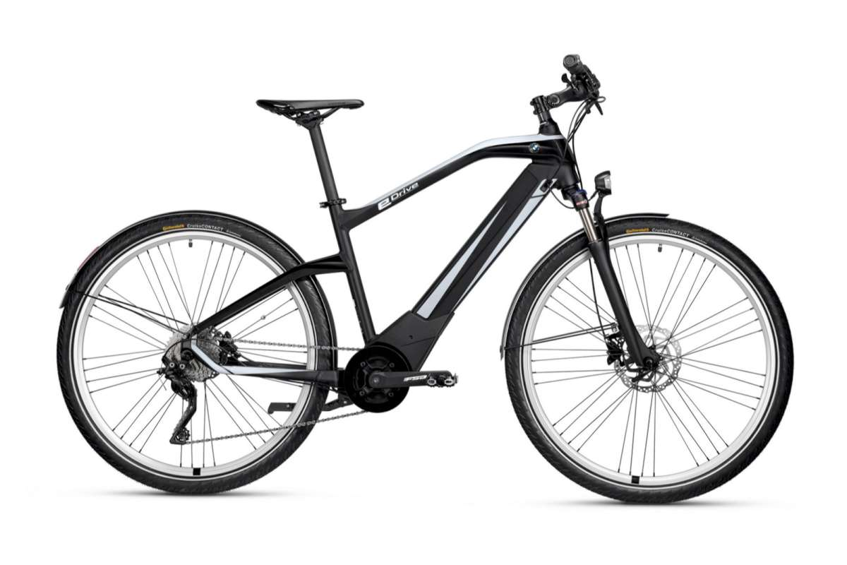 BMW Active Hybrid E-Bike, with Brose 250W motor