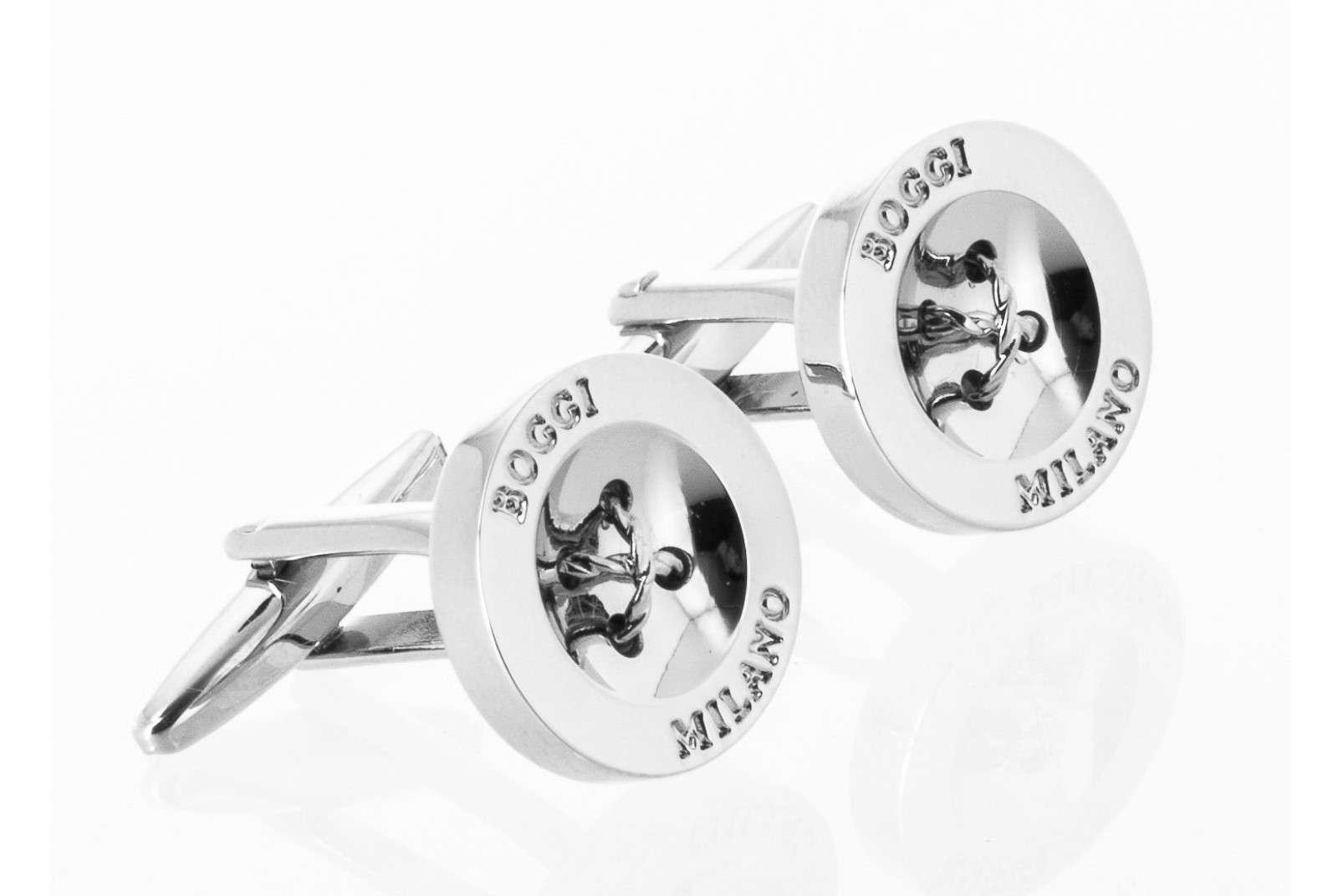 Boggi Milano button-style cufflinks BO10C002101