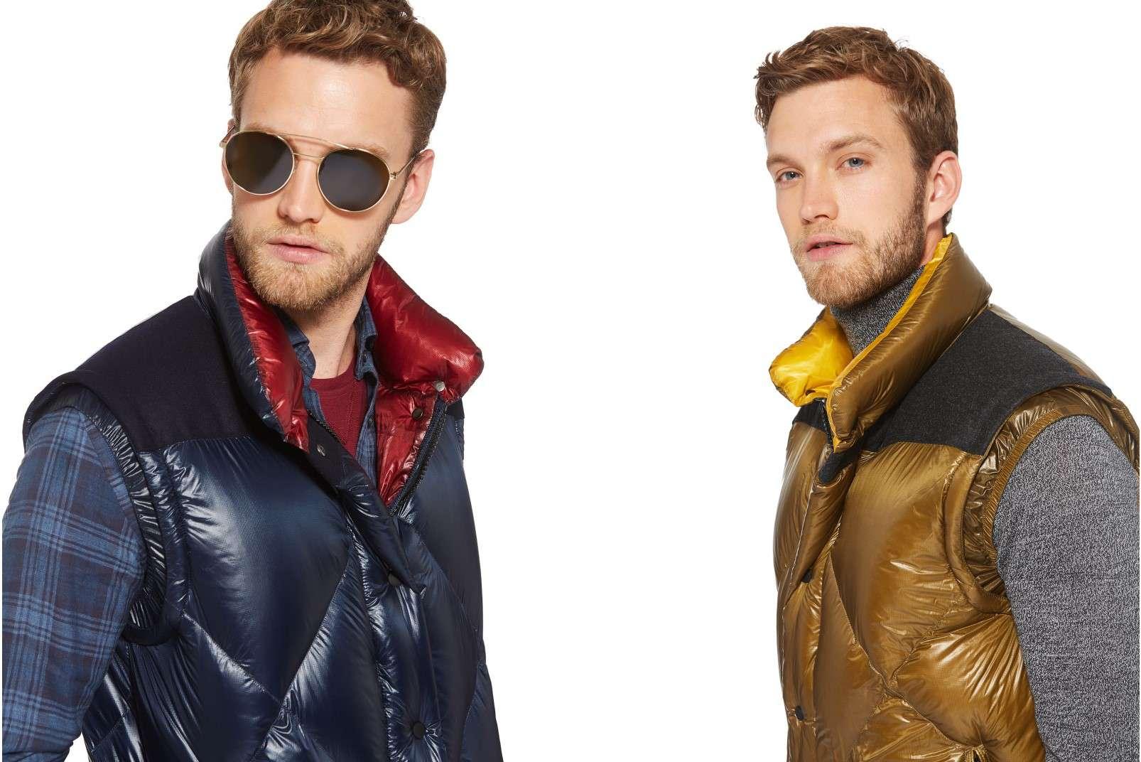 Boggi Milano bomber jackets BO18A011702 and BO18A011704