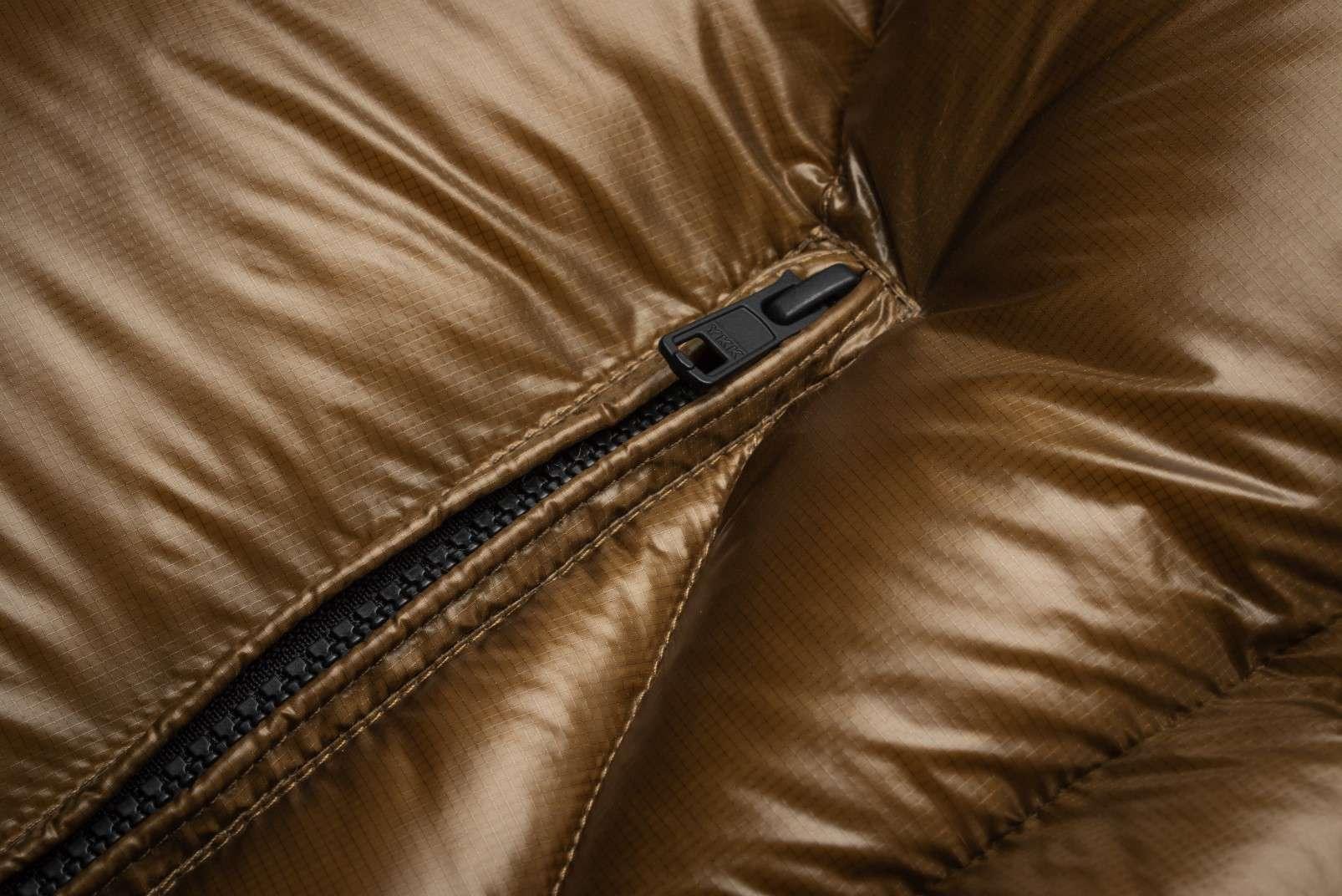 Boggi Milano ochre bomber jacket BO18A011704 zip