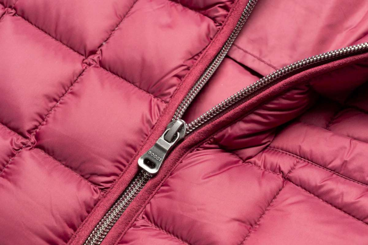 Quilted jacket by Boggi Milano