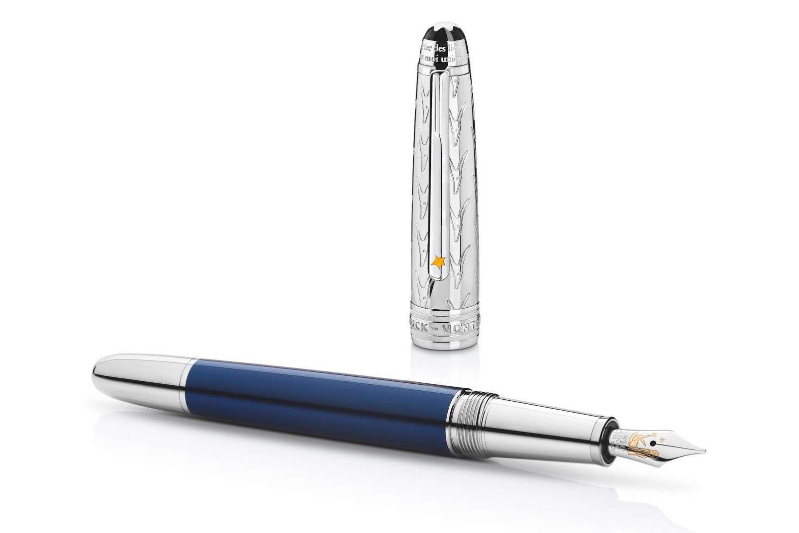 Montblanc Petit Prince fountain pen