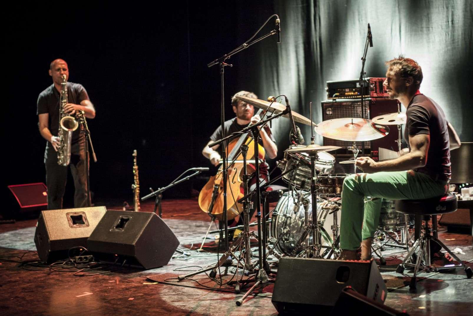 Jazzfest Berlin 2018, Hermia, Ceccaldi, Darrifourcq