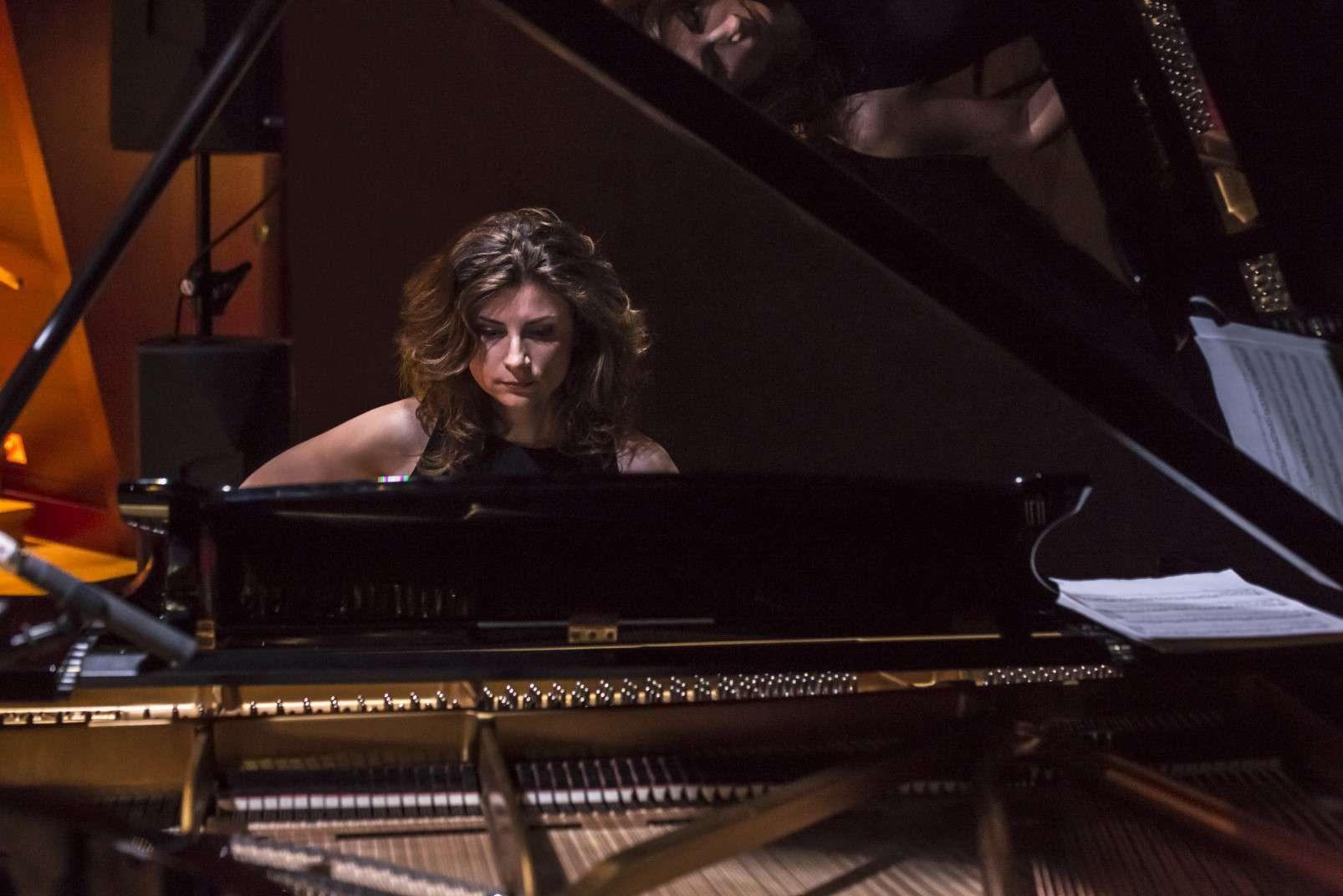 Jazzfest Berlin 2018, Tania Giannouli