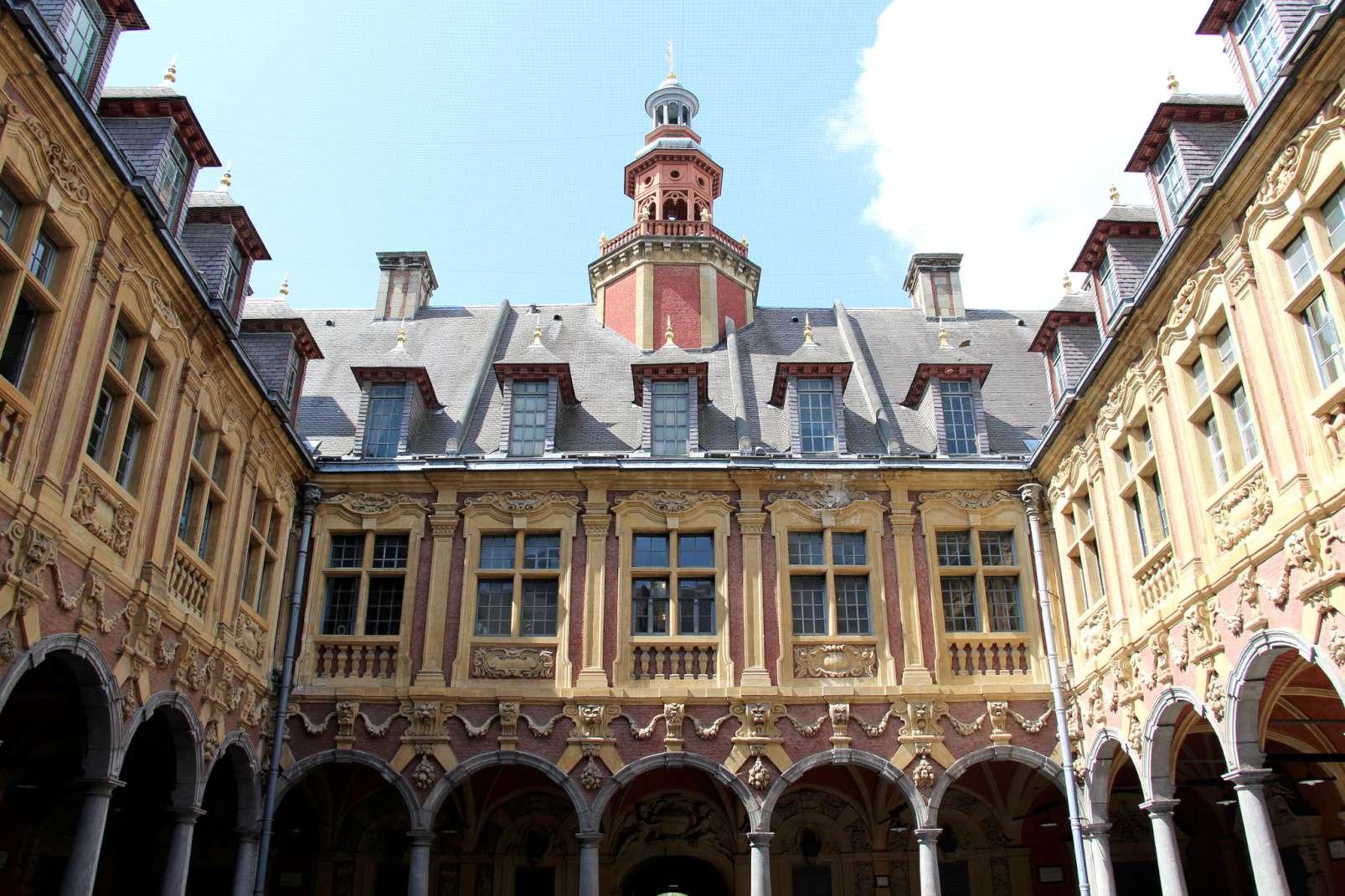 Lille, Vieille Bourse