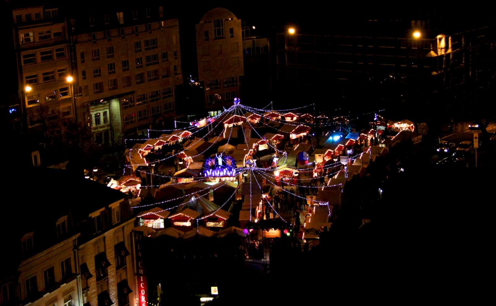 Lille, Christmas Market