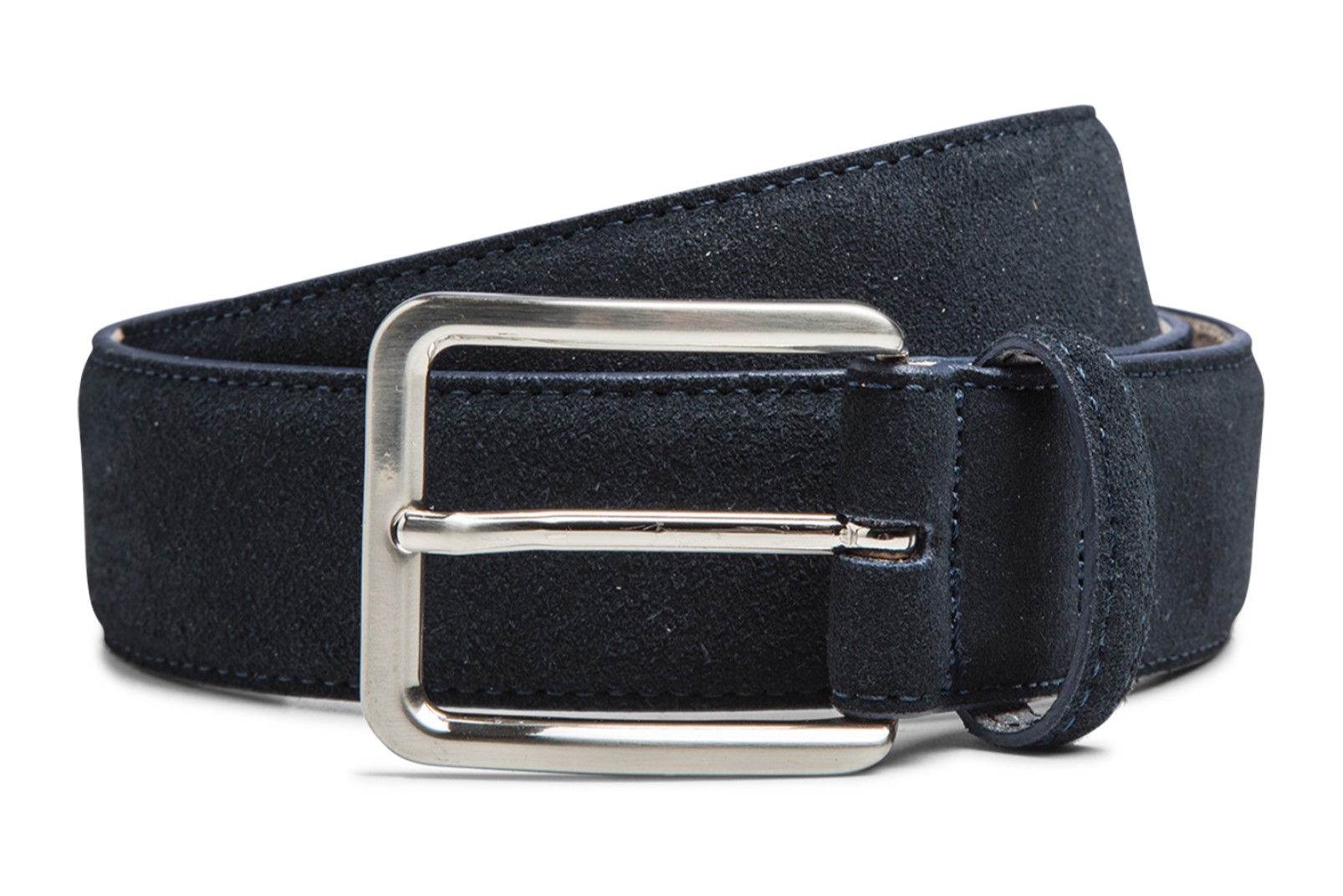 Suede belt by Boggi Milano BO17C010001