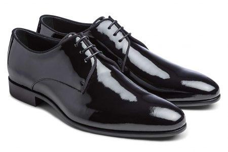 Boggi Milano patent leather shoes BO17C007001