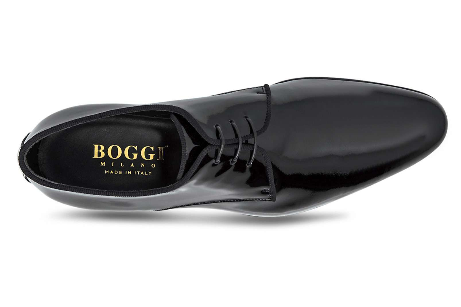 Boggi Milano patent leather shoes BO17C007001