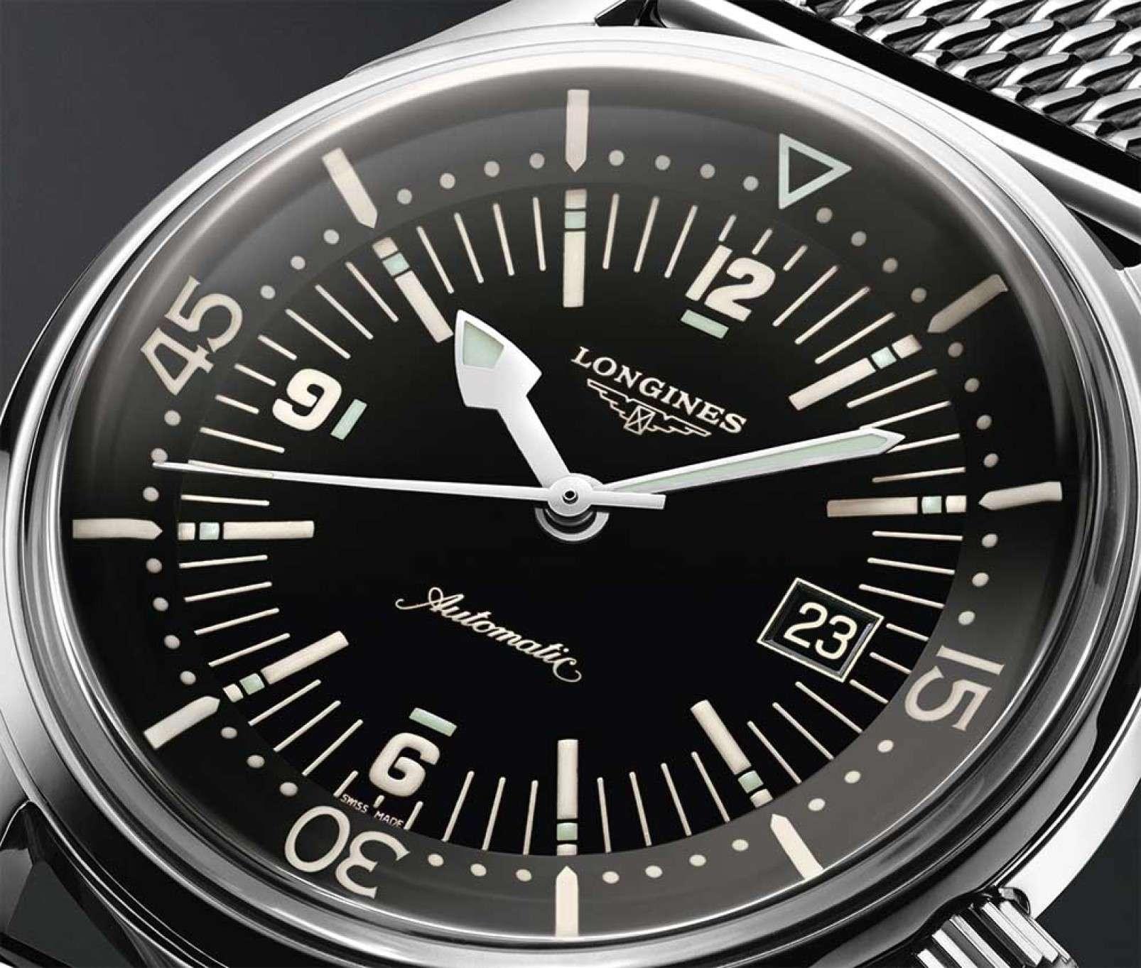 Longines Legend Diver L3.774.4.50.9