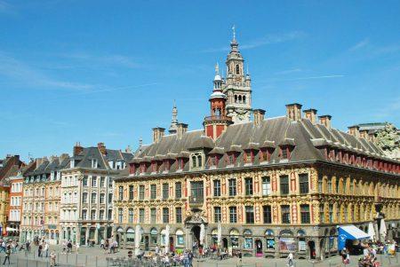 Grande Place, Lille