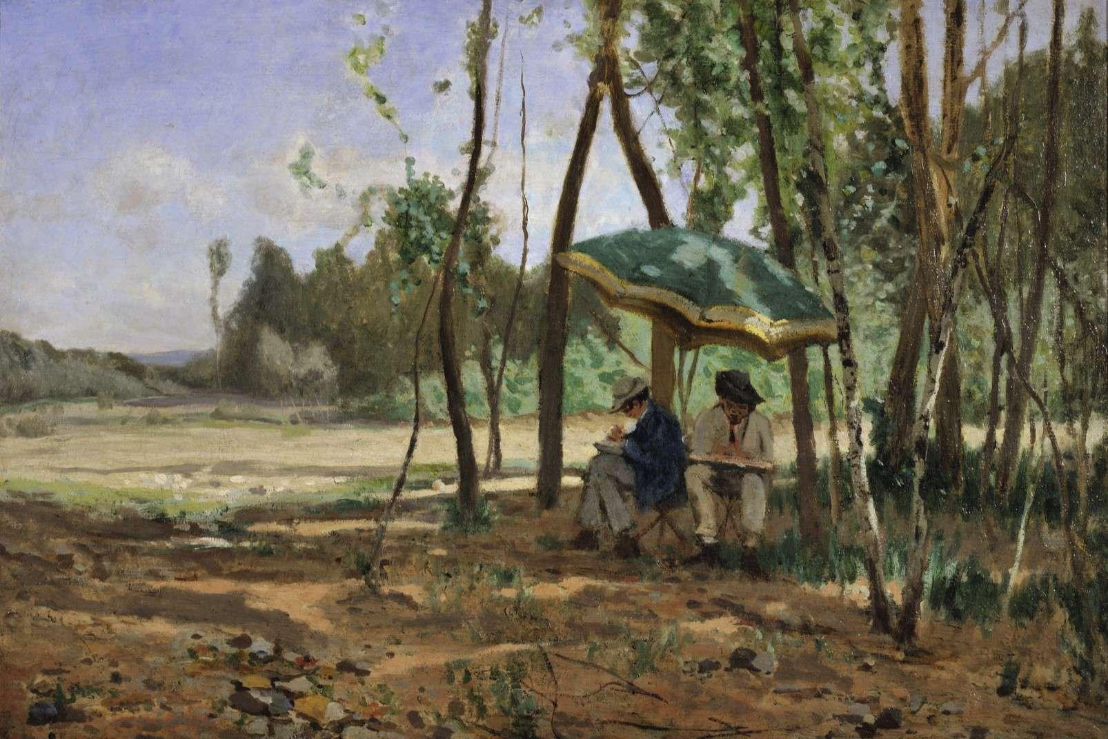 Ernesto Rayper - I pittori