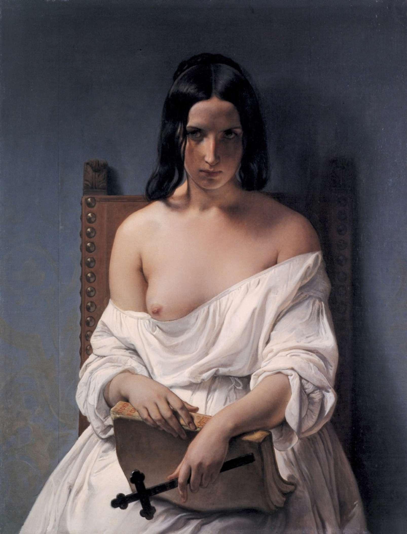 Francesco Hayez - La Meditazione