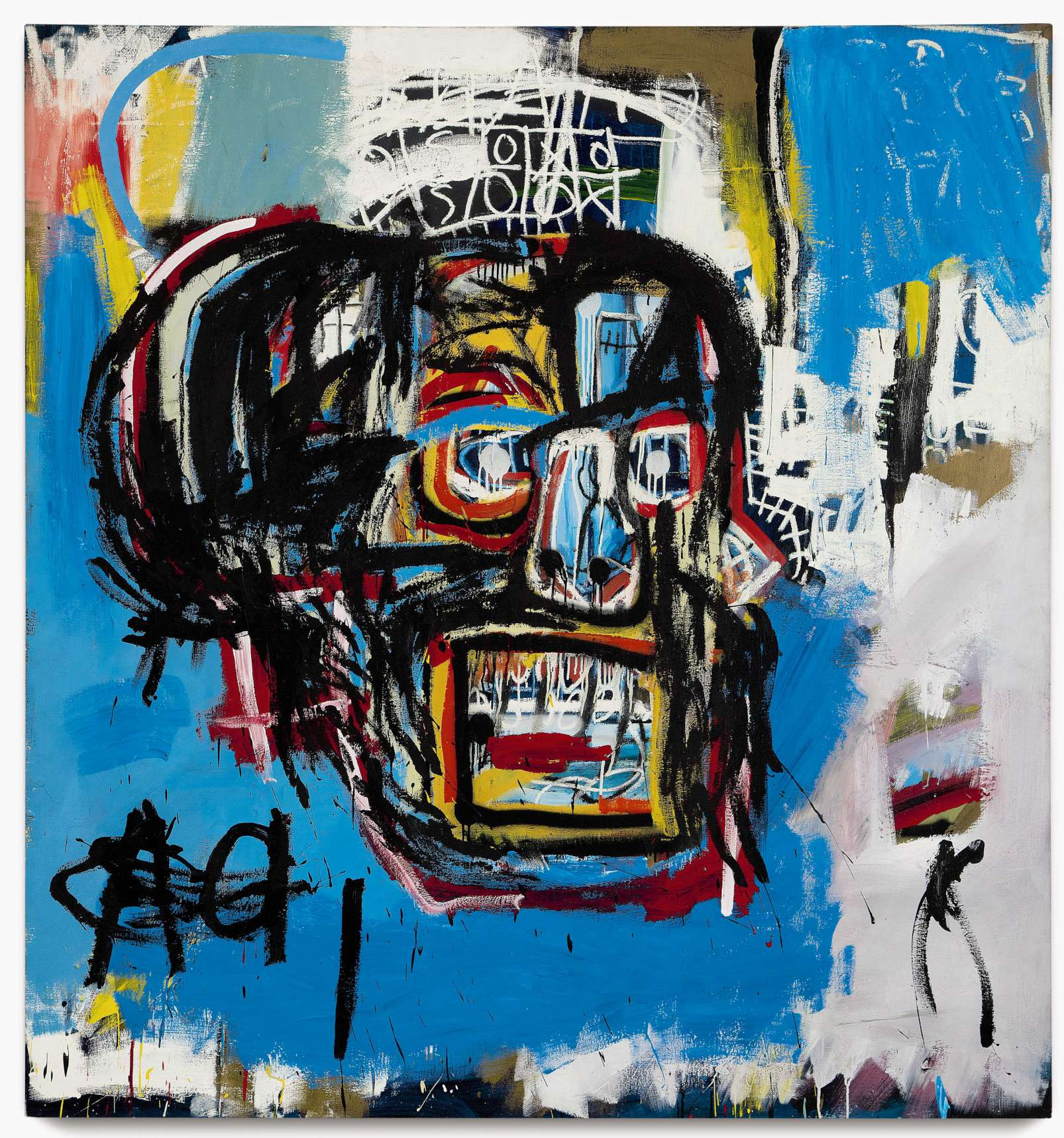 Jean-Michel_Basquiat - Untitled