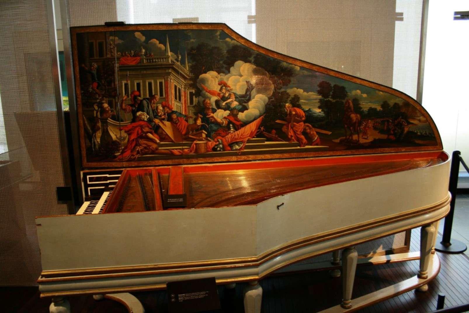 Harpsichord - Bologna