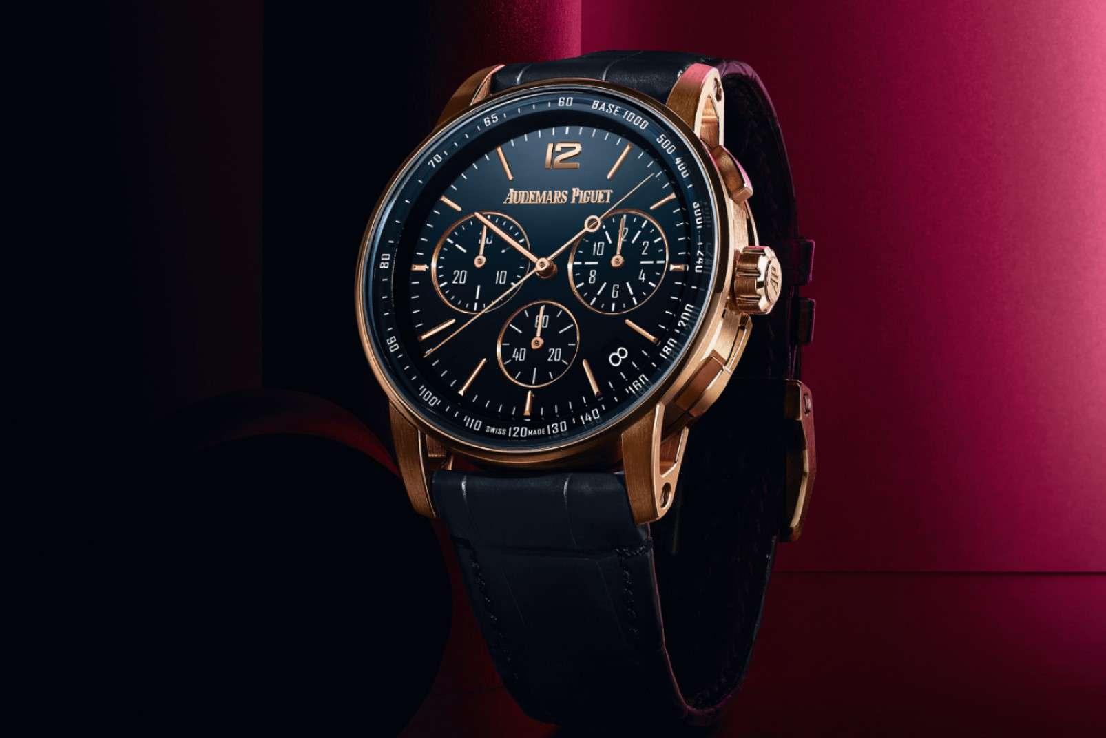Audemars Piguet Code 11.59 Automatic Chronograph - SIHH 2019