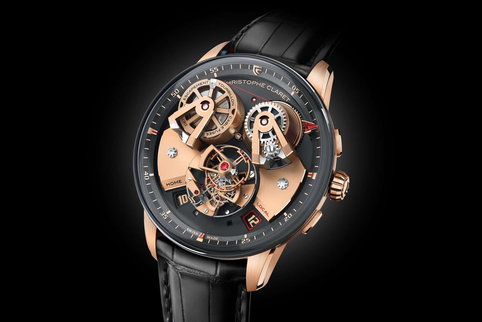 Christophe Claret Angelico - SIHH 2019