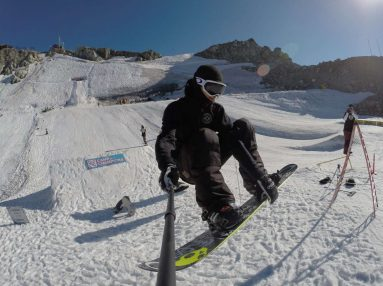 GoPro at the Camp of Champions Snowboard Camp