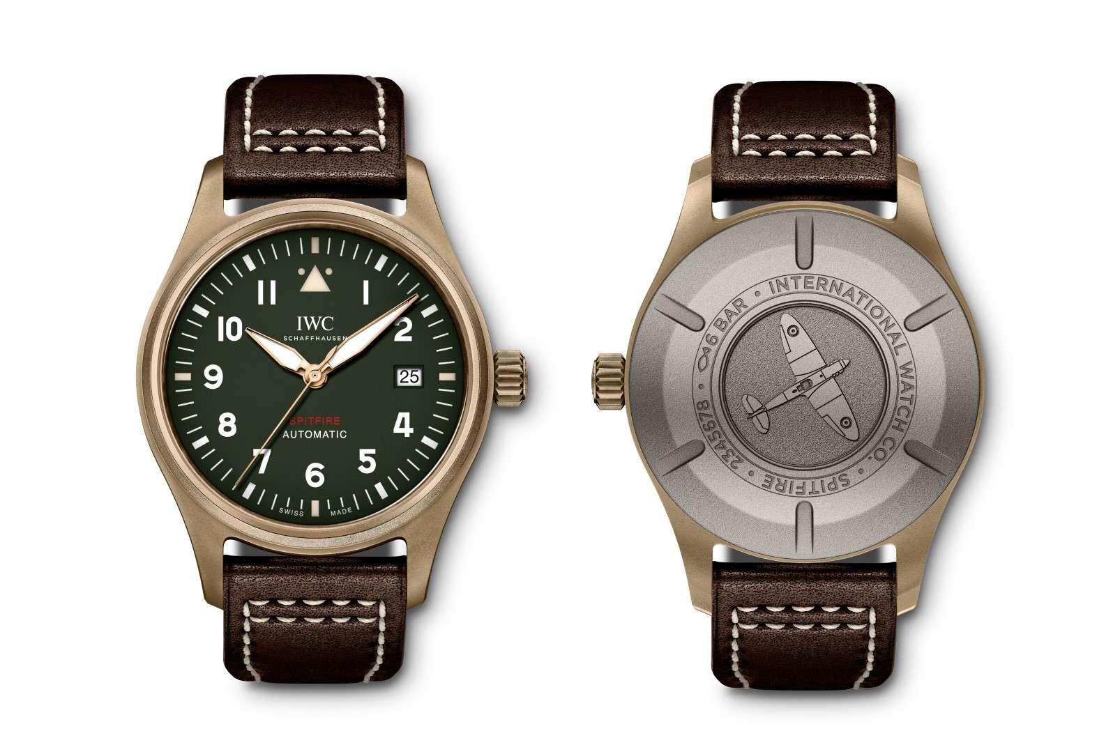 IWC Pilot's Watch Automatic Spitfire - SIHH 2019