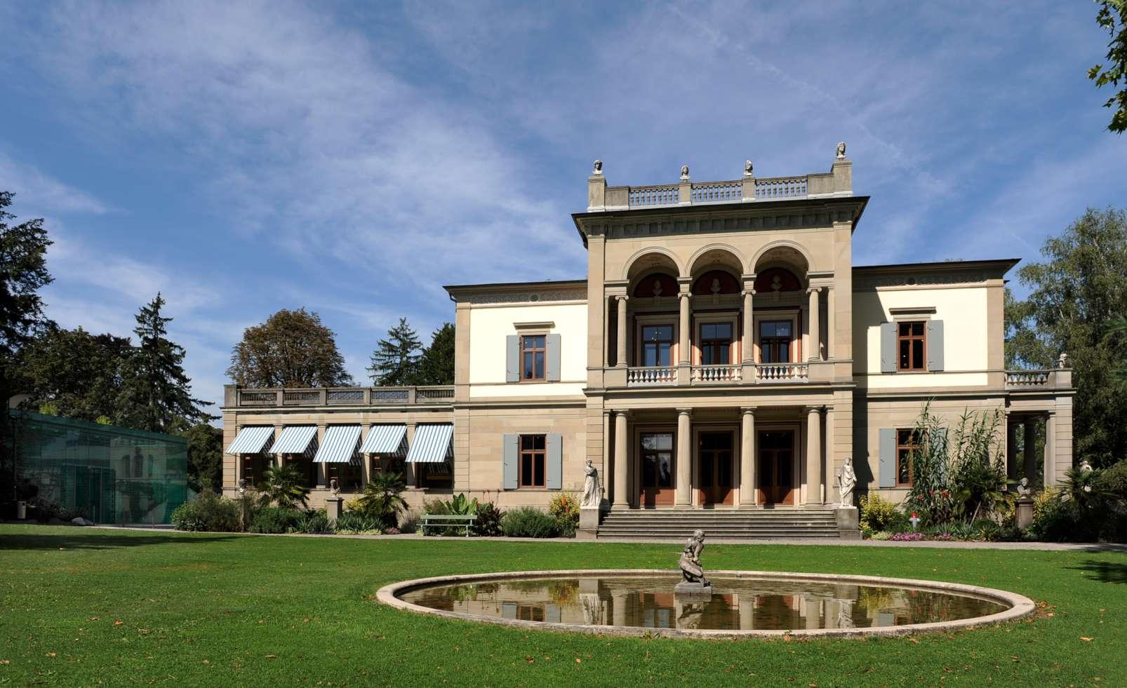 Museum Rietberg - Zurich - Villa Wesendonck