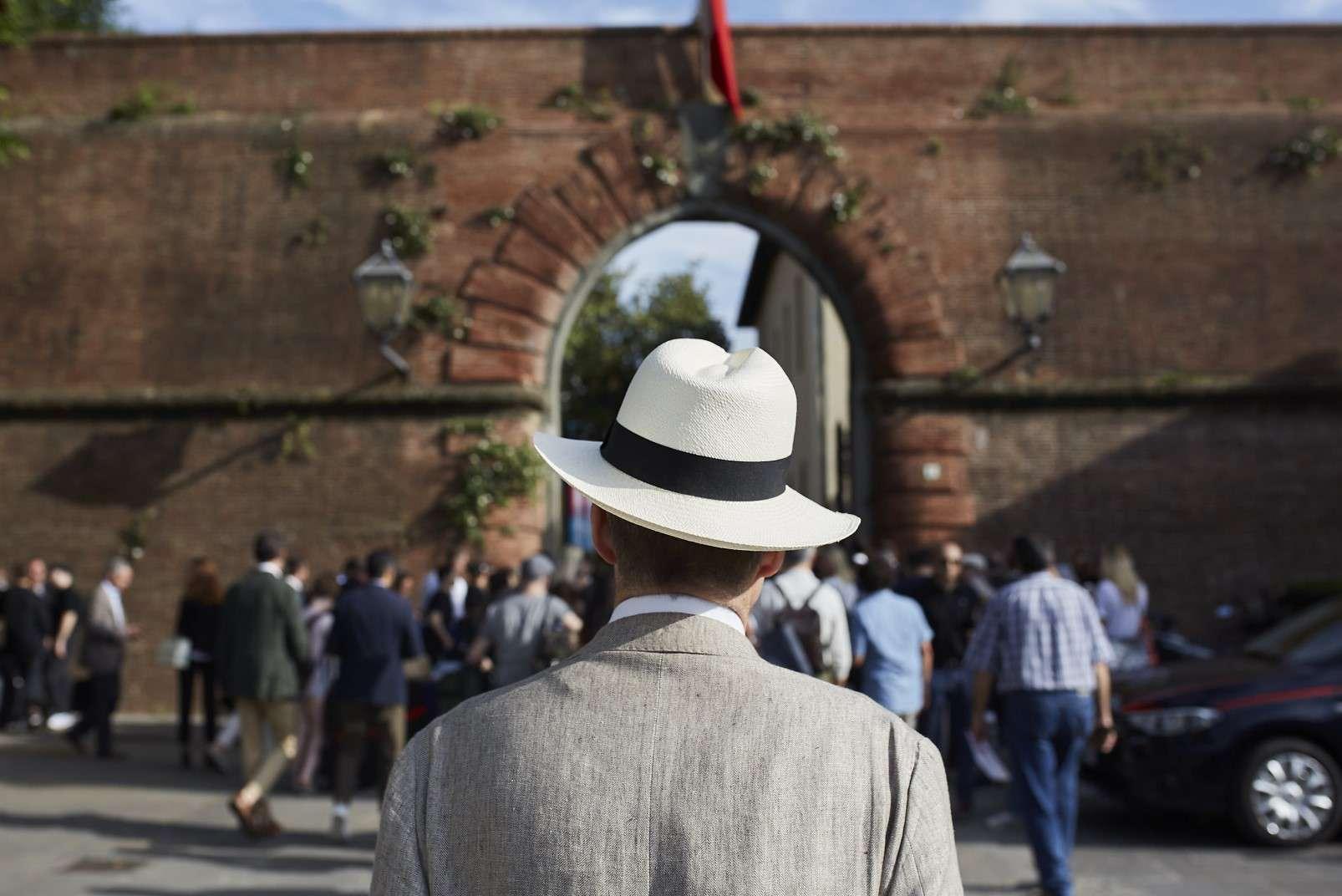 Pitti Immagine Uomo 95 Firenze
