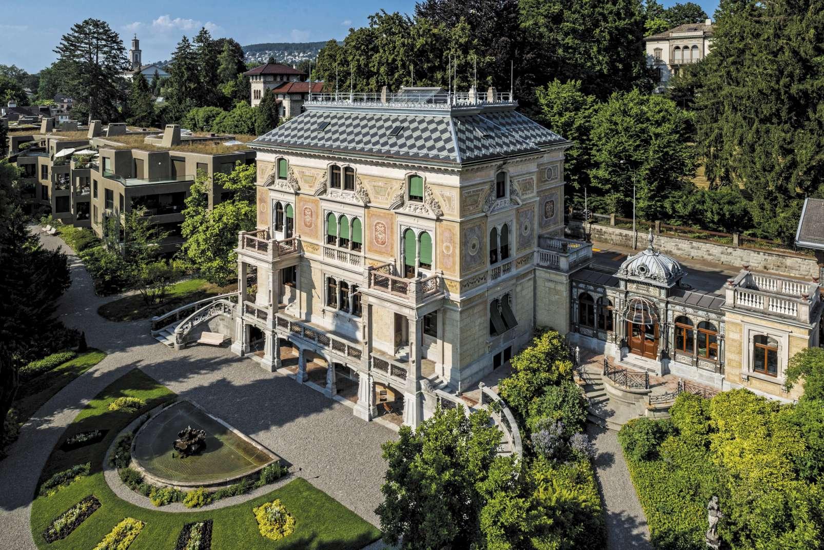 Villa Patumbah - Zurich
