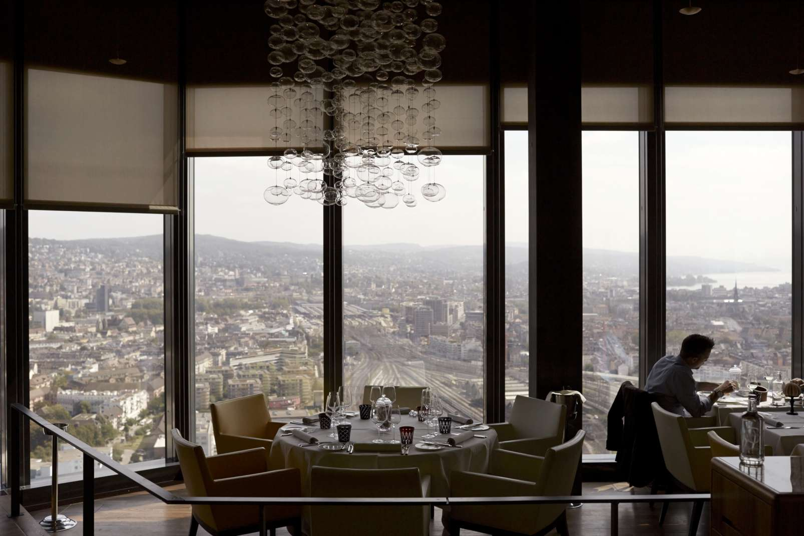 Clouds Restaurant - Zurich