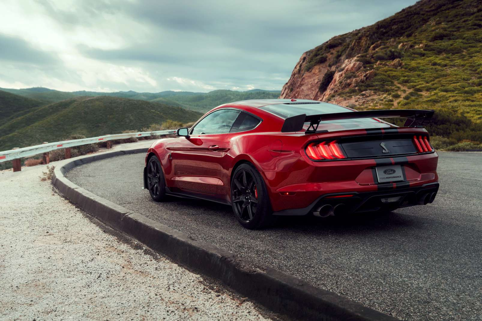 Ford Mustang Shelby GT 500