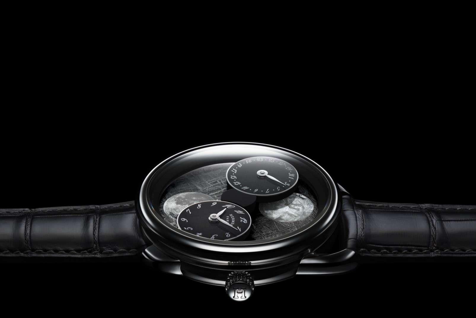 Hermès Arceau L'Heure de la Lune - SIHH 2019
