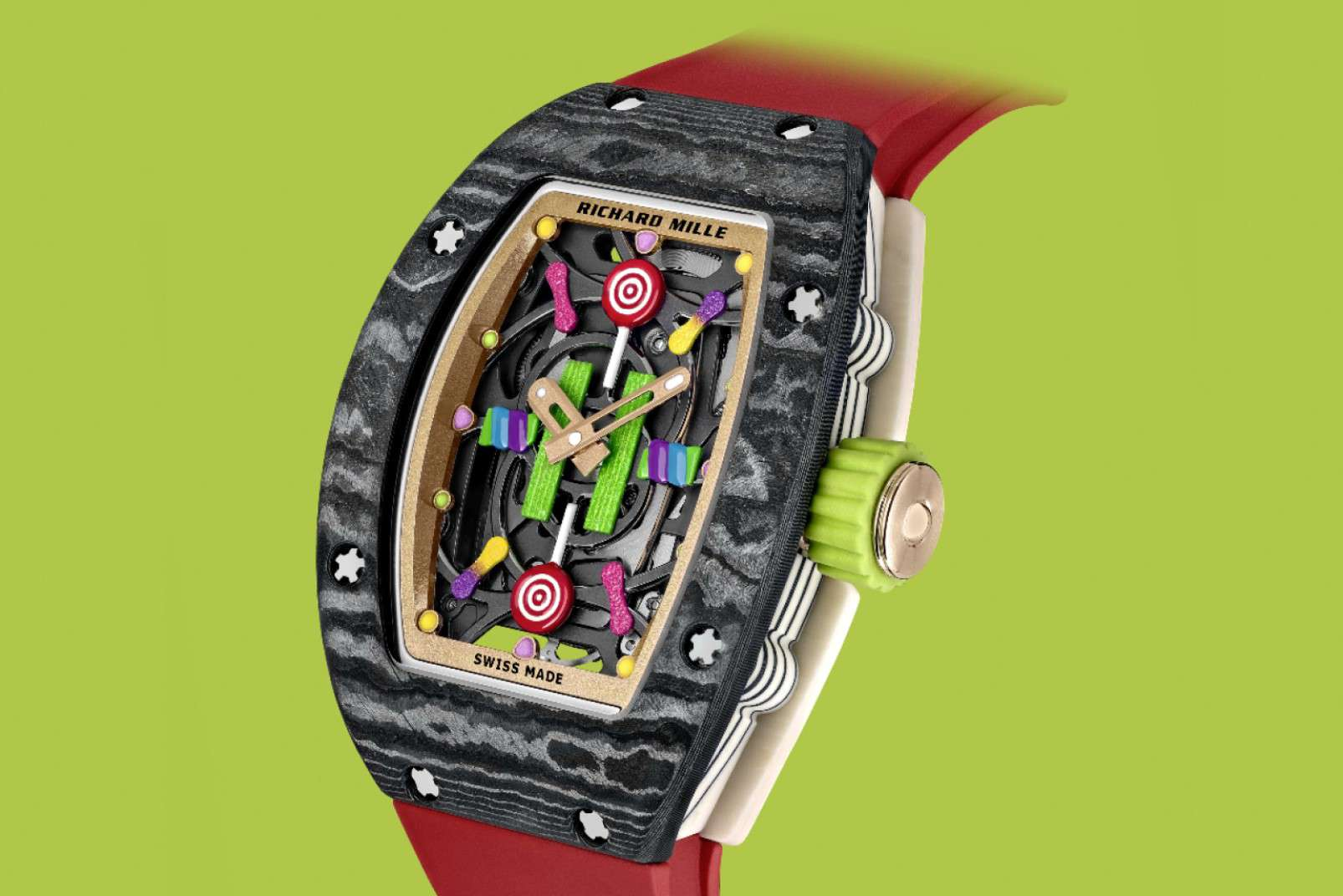 Richard Mille Bonbon collection - SIHH 2019
