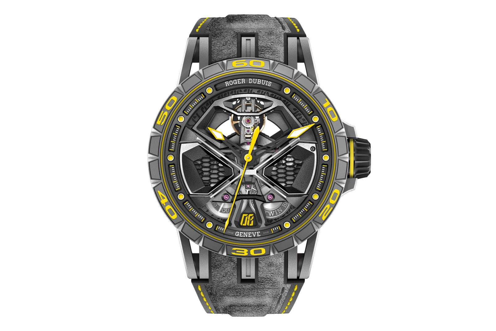 Roger Dubuis Excalibur Huracán Performante - SIHH 2019