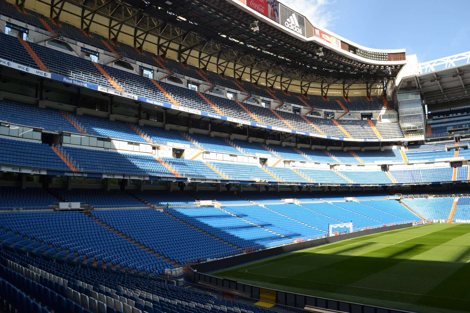 Santiago Bernabéu Stadium Madrid