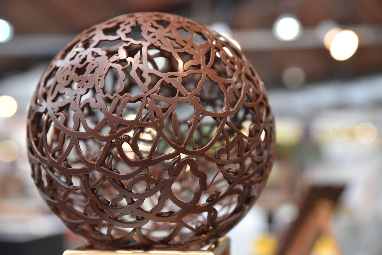 Salon du Chocolat - Brussels