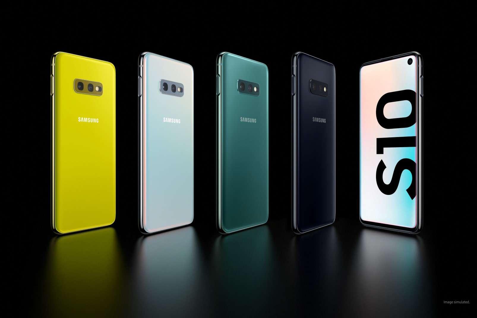 Samsung Galaxy S10e KV1