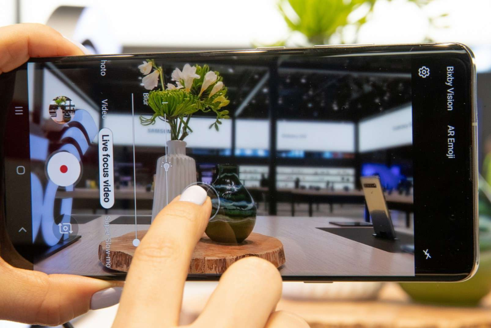 Samsung at the Mobile World Congress 2019