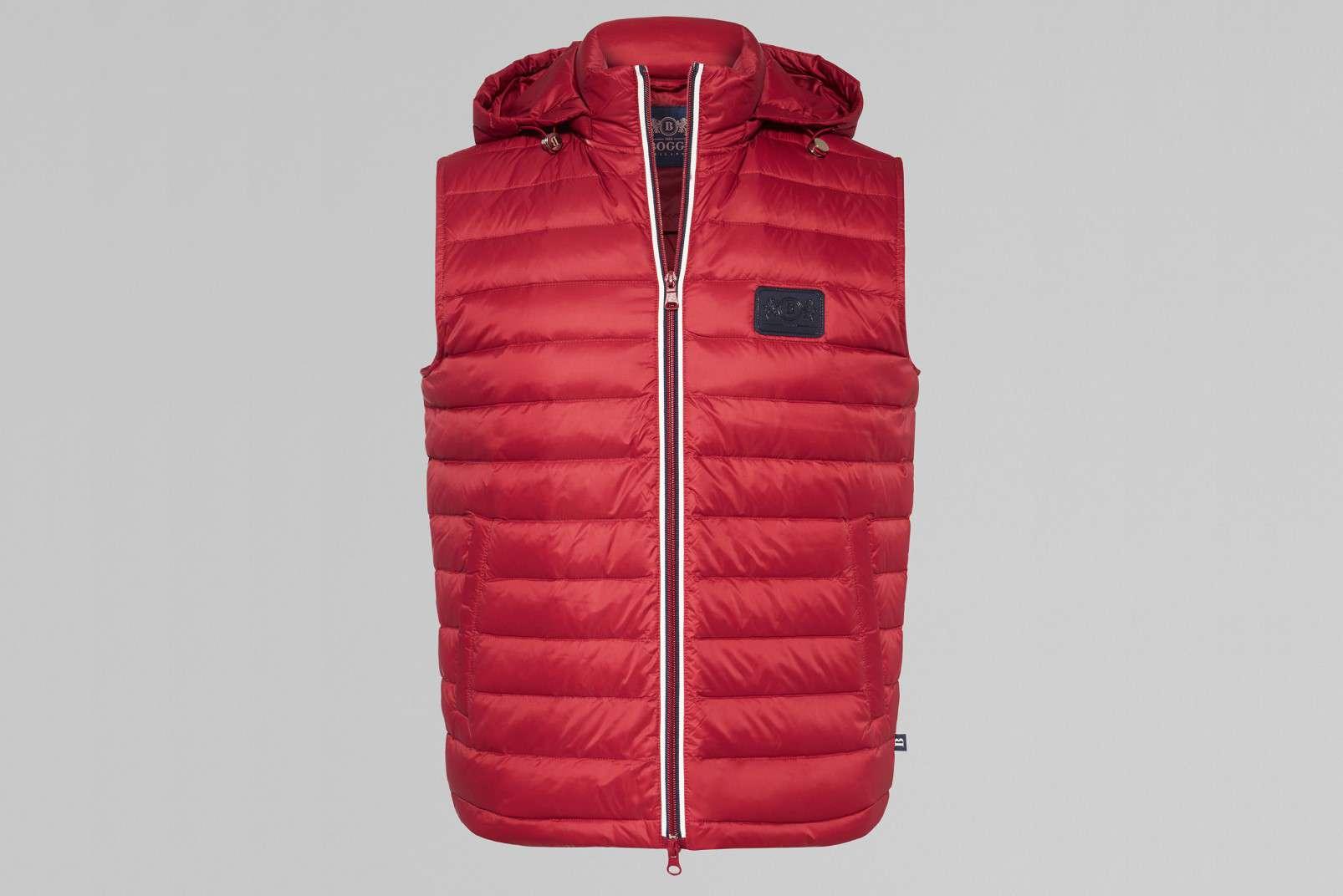 Boggi Milano Quilted goosedown vest BO19P011204