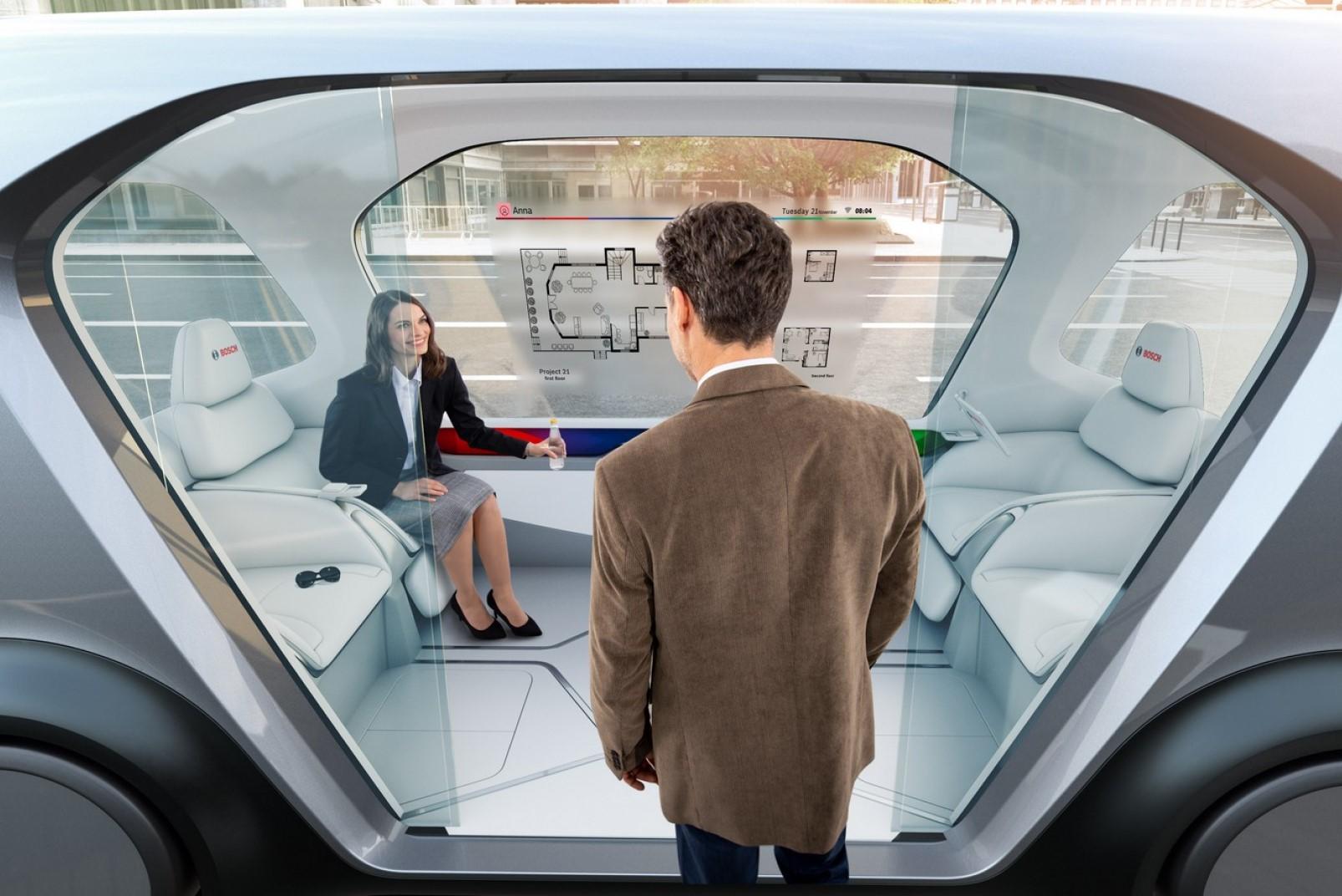 Shuttle Bosch