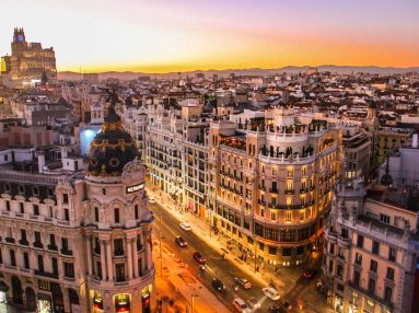 Madrid Florian Wehde Unsplash